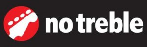 No treble's logo