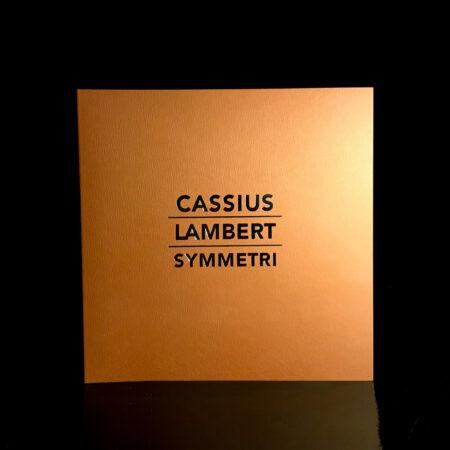 Front of Album Symmetri