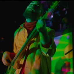 Cassius Lambert live concert